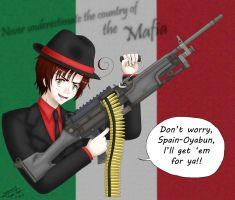 Mafia Hitman Romano COMPLETE by animerocks4