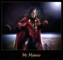 Mr. Majesty by ROCINATE