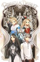 Bravely Default by Kamaniki