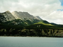Rocky Mountains by Veox1