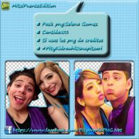 Pack de Brandon Meza by MitziPuenteEdition