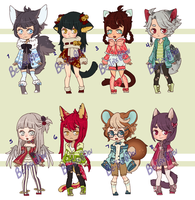 {A}:: MORE Kemoni Auction:: {{Closed}} by BE-TRIX