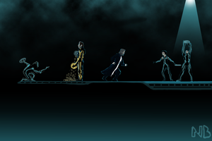 Tron Legacy - alternate ending by luxnax