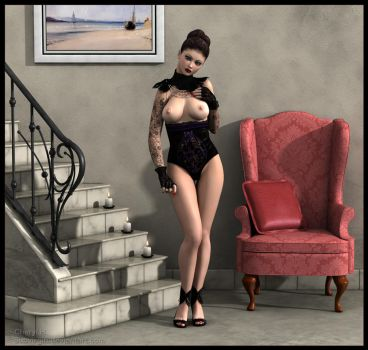 Pinup Girl Vyla by subvirgins