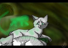 Dovewing .:Contest Entry:. by liracal