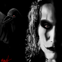 the crow by kitty999