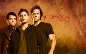 Supernatural Desktop 2 by BlueFire986