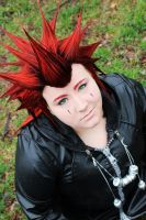 Axel by candybkins