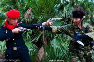 Metal Gear-Snake Eater cosplay by uchimakiPro