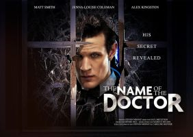 The Name Of The Doctor by This1999