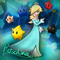 Rosalina and Luma's by tdimodel6