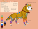 Chrissy ref update by Tikitail