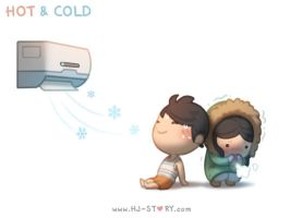 143. Hot and Cold by hjstory