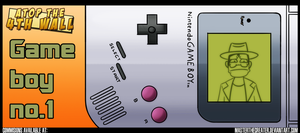 AT4W: Gameboy 1 by MTC-Studio