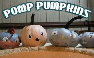 Pompfiction Pumpkins by Fyuvix