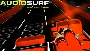 Audiosurf - PSP by UltimateAgent