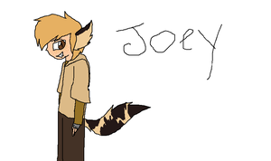 Joey by rosetheeevee12
