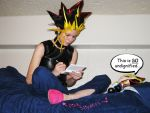 What Yami does in college by Malindachan