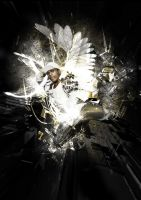 hip hop angel by double-graphic