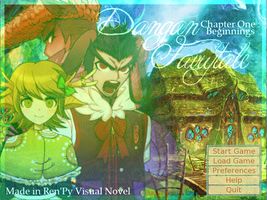 [Game] Dangan Fairytale : The Visual Novel - Ch.1 by princelupin