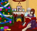 VK: Merry Christmas by LycorisLover