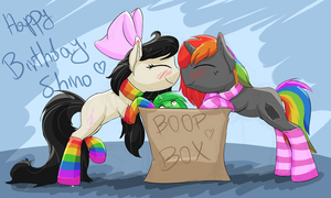 Boop Box of Nose Boops by BaldMoose