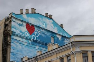 I love Moscow by LifeFun