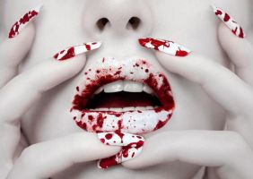 Dexter inspired shoot by Ryo-Says-Meow