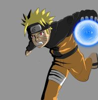Naruto by Hawkmccloud