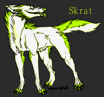 Skrat 25 points(OPEN) by RussianAnnaB