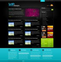 Wordpress Theme by ehlikeyif