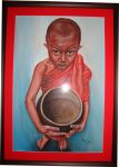 Empty bowl but full of hope by garykeeling
