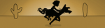 Pony Express 155th Anniversary Animation by HaileyMorrisonBooks