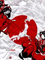 SAVE Japan by vijayanand