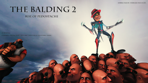 The Balding 2 (Happy Birthday Commander Jackshit) by SfManiac