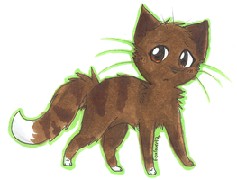 COPIC Leafpool by FoxLover12