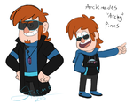Archimedes 'Archy' Pines by Starimo