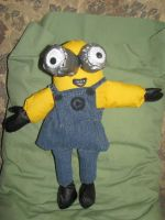 Minion from Despicable Me by All-shall-fade