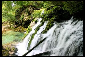 Waterfall 1 by Terza