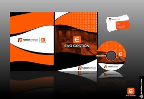 Evo Gestion . logo+cd+carpeta by lemonline