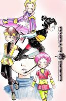 Fan art Code Lyoko by Misore-Seppen