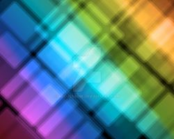 Abstract square background by abdussadik