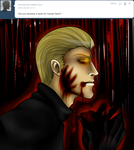 Ask Wesker 16 by MintMongoose