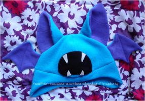 Zubat Hat by SmileAndLead