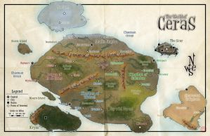 The World of Ceras - David Myers by DePassage