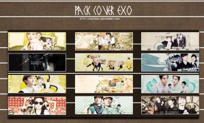 Pack cover EXO by Minta2k1
