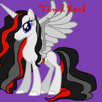 Vinal Rock by IcyBloodRaven