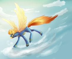 Spitfire: MLP request by dream--chan