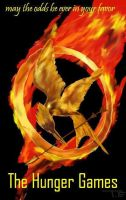 The Hunger Games Mocking Jay pin by Gizmo971