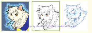 Possibly Cat  Icon  -Pixeart- by TripletNr2